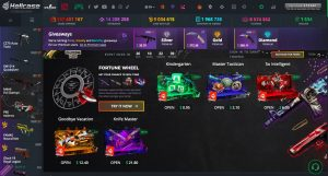 Hellcase main page
